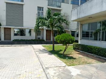 Fully Serviced 3 Bedroom Maisonette with an Attached Staff Quarters, Off Oniru Palace Road., Oniru, Victoria Island (vi), Lagos, Terraced Duplex for Rent