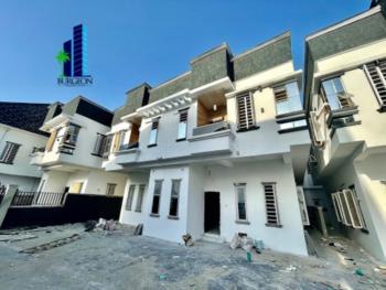 Brand New 4 Bedrooms +1 Bq Semi Detached Duplex, Chevron Axis, Lekki, Lagos, Detached Duplex for Sale