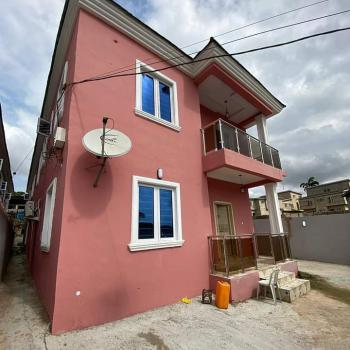 3 Bedrooms Fully Detached with 2 Rooms Bq, Millennium Estate, Gbagada, Lagos, Detached Duplex for Sale