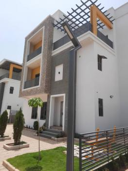 Newly Built and Massive 5 Bedroom Duplex, Wuye, Abuja, Detached Duplex for Rent