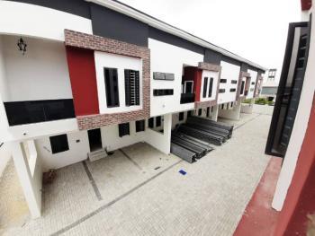 a Newly Built 4 Bedrooms Terrance, Orchid Road, Ikota, Lekki, Lagos, Terraced Duplex for Sale