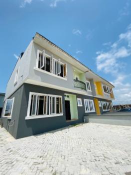 Beautiful 3 Bedroom Terraced Duplex with Bq., Oribanwa, Awoyaya, Ibeju Lekki, Lagos, Terraced Duplex for Sale