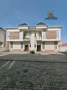4 Bedroom Semi-detached Duplexes with Bq, Off Lekki Exp.way, Ajah (just After Vgc), Ilaje, Ajah, Lagos, Semi-detached Bungalow for Sale