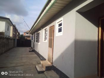 2 Bedroom Flat Only 2 Tenant in The Compound, Way, Ago Palace, Isolo, Lagos, Flat for Rent