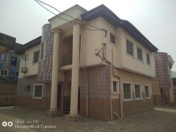 3 Bedroom Flat, Way, Ago Palace, Isolo, Lagos, Flat for Rent