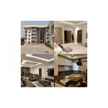 Serviced and Fully Furnished 3 Bedroom Flats, Ikeja-gra, Ikeja, Lagos, Flat for Rent