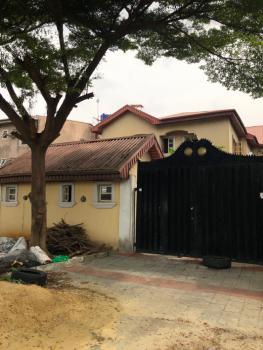 2 Wing Semi-detached Duplex + 2 Rooms Bq, Lekki Phase 1, Lekki, Lagos, Semi-detached Duplex for Sale