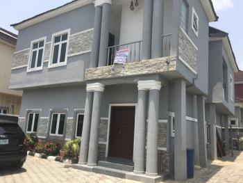 Luxury 5 Bedroom Fully Detached House -with Maids Quarters, Ikota, Lekki, Lagos, Semi-detached Duplex for Sale