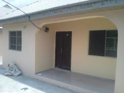 Two Bedroom Flat With 2 Toilets, Akure, Ondo, Mini Flat for Rent