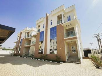 5 Bedrooms Terrace Duplex with 2 Living Rooms and a Room Bq, Mabushi, Mabushi, Abuja, Terraced Duplex for Sale