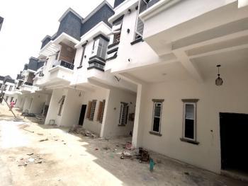 4 Bedrooms Terrace Duplex, Chevron Toll Gate, Lafiaji, Lekki, Lagos, Terraced Duplex Joint Venture