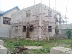 4 Bedroom Duplex (uncompleted), Off Location Road, Oyigbo, Rivers, Detached Duplex for Sale