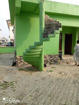 Bq Roomself Contained, Cooperative Villa Estate, Badore, Ajah, Lagos, Self Contained (single Rooms) for Rent