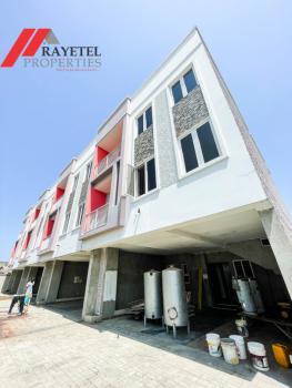 Great 4 Bedroom Terrace with Ample Car Park, Ologolo, Lekki, Lagos, Terraced Duplex for Sale
