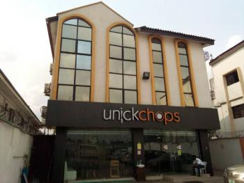 Office Building on 3 Floors, Sitting on 774.223sqm Land Area, Bank Anthony Way Ikeja,  in Between Wema Bank and Firs., Maryland, Lagos, Plaza / Complex / Mall for Sale