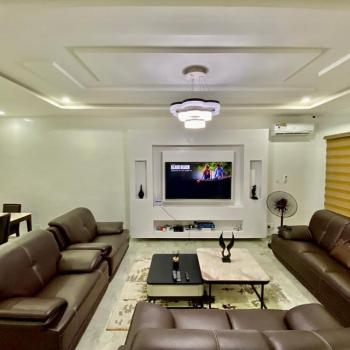 Luxury 3 Bedrooms, Ikate, Lekki Phase 1, Lekki, Lagos, Terraced Duplex Short Let