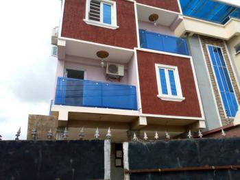 Newly Built 2 Bedroom All Rooms Ensuite Flat, Yaba, Lagos, Flat for Rent