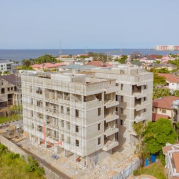 Ongoing Development of 2 Bedroom Flats, Osborne Foreshore Estate, Ikoyi, Lagos, Block of Flats for Sale