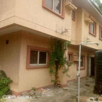 Excellent Four Bedroom Semi Detached with 2 Room Bq, Lekki, Lekki Phase 1, Lekki, Lagos, Semi-detached Duplex for Rent