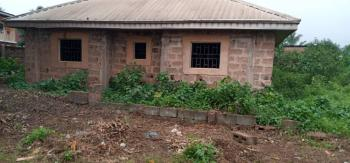 an Land with an Uncompleted Bungalow on It, Oviahe Street, Off Upper Siluko Road., Benin, Oredo, Edo, Land for Sale