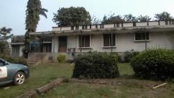 Good 4 Bedroom Bungalow With 2 Rooms Bq, Ibadan, Oyo, 4 bedroom, 1 toilet, 1 bath Detached Bungalow for Sale