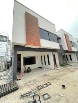 Lovely Luxury 4 Bedroom Terrace Duplex, Osapa, Lekki, Lagos, Terraced Duplex for Sale