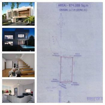 Land, Shoreline Estate, Banana Island, Ikoyi, Lagos, Mixed-use Land for Sale