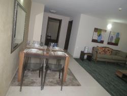One Bedroom Apartment, Orange Mews , Osborne Phase Ii, Osborne, Ikoyi, Lagos, House Short Let