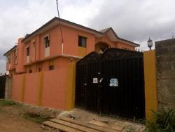 3 Bedroom Flat, 2nd Avenue, Oluwaseun Estate, Ifesowapo, Aboru, Agbado-okeodo, Abule Egba, Oke-odo, Lagos, Flat / Apartment for Rent