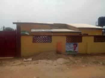 3 Bedrooms Flat with Carcass Bq in Old Redeem, Old Redeem Church, Fha (f.h.a), Lugbe District, Abuja, Detached Bungalow for Sale