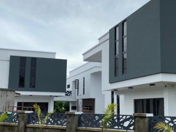 New 4 Bedroom Fully Detached Duplex with 1 Room Bq, Katampe Extension, Katampe, Abuja, House for Sale