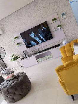 Luxury 2 Bedroom Service Apartment, Atlantic Beach Estate, Lekki, Lagos, Semi-detached Duplex Short Let