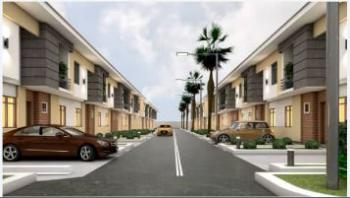 3 Bedroom Terraced Duplex with Bq (ongoing Project), Dreamville 2 Estate, Lbs, Lekki Phase 2, Lekki, Lagos, Terraced Duplex for Sale