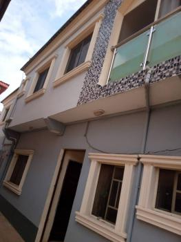 Luxurious 4 Flats, 8 Bedroom House in a Serene Location, Ejigbo, Lagos, Block of Flats for Sale