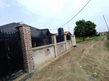 Twin Flat of 3 Bedroom, Emu Bus Stop, Bank Olodo, Ibadan, Oyo, Block of Flats for Sale