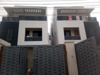 Luxury 5 Bedroom Detached Duplex in a Secured Estate with Big Bq, Lekki Phase 1, Lekki, Lagos, Detached Duplex for Sale