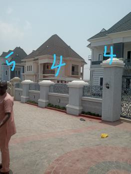 Newly Built 2 Massive 4 Bedroom Mansion + 5 Bedroom Mansionette, Gwarinpa, Abuja, Detached Duplex for Sale