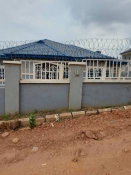 3 Bedroom Semi Detached Bungalow in a Nice Estate, Pyakasa, Pyakasa, Lugbe District, Abuja, Semi-detached Bungalow for Sale
