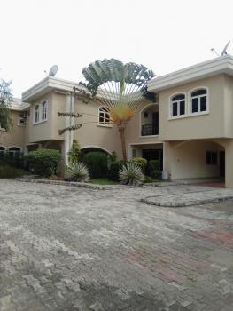 4 Bedrooms Semi Detached Duplex with Study Room, Swimming Pool, Bq, Osborne Foreshore Estate, Osborne, Ikoyi, Lagos, Terraced Duplex for Rent