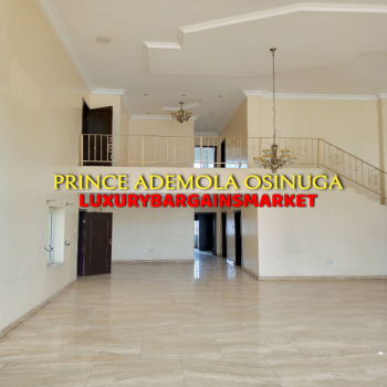 The Most Affordable 4 Bedroom Penthouse Apartment on 2 Floors Bq Gym, Parkview, Parkview, Ikoyi, Lagos, Flat for Rent