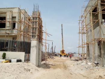 2 Bedroom Flat + Bq, Sangotedo, Ajah, Lagos, Block of Flats for Sale