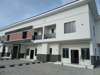 Budget Friendly 4 Bed Semi Detached Duplex in a Choice Location, Abijo Gra, Ajah, Lagos, Terraced Duplex for Sale