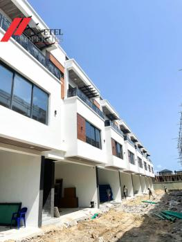 Serviced 4 Bedroom Terraced Duplex with Swimming Pool and Gym, Ologolo, Lekki, Lagos, Terraced Duplex for Sale