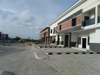 Affordable 3 Bedroom Terrace Duplex with Bq in a Prime Location, Abijo Gra, Abijo, Lekki, Lagos, Terraced Duplex for Sale