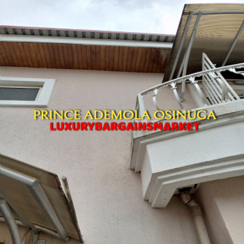 Practical 4 Bedroom Semi Detached Terrace House + Pool, Parkview Estate, Parkview, Ikoyi, Lagos, Terraced Duplex for Rent