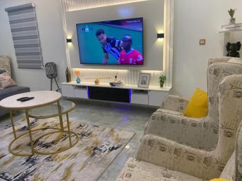 Luxury Elegant 2 Bedrooms, Nike Art Gallery Road, Ikate Elegushi, Lekki, Lagos, Terraced Duplex Short Let