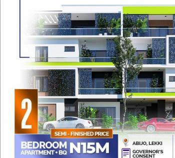 2 Bedrooms Apartment, Abijo, Lekki, Lagos, Flat / Apartment for Sale