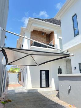 Beautiful 4 Bedroom Fully Detached Duplex with a Bq, Agungi, Lekki, Lagos, Detached Duplex for Sale