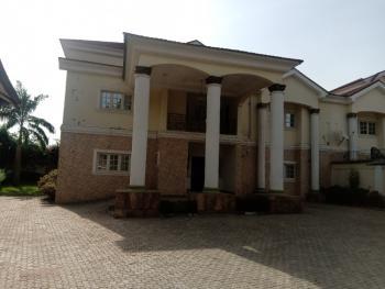 5 Bedrooms with Bq, Jabi, Abuja, Semi-detached Duplex for Sale