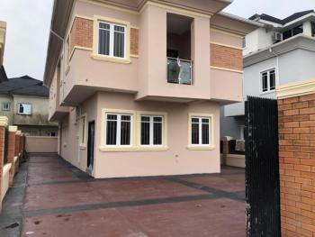 4 Bedroom Fully Detached Duplex with 2 Big Parlours, a Study and Bq, Diamond Estate, Monastery Road, Sangotedo, Ajah, Lagos, Detached Duplex for Sale
